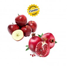 Apple - Washington + Pomegranate (500g Each)