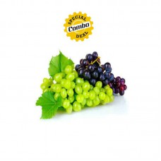 Grapes (Green + Black) 500 gm Each