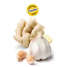 Garlic + Ginger 100 gm Each